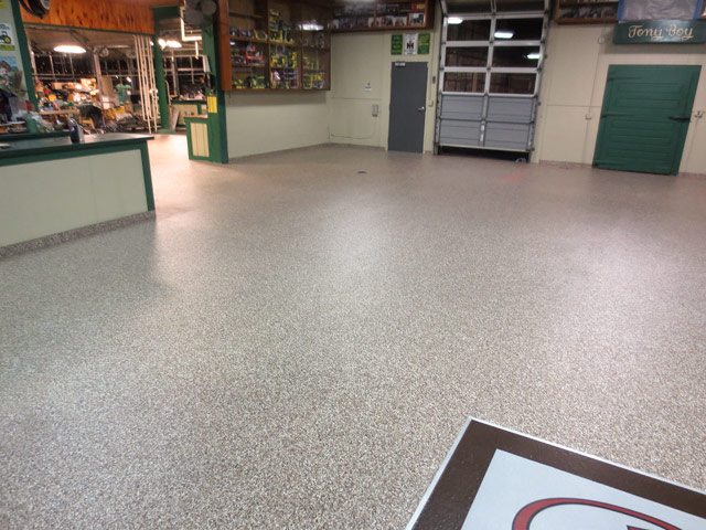 Grocery Flooring System