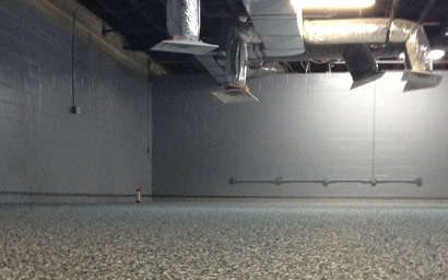Seamless Wall Coating System