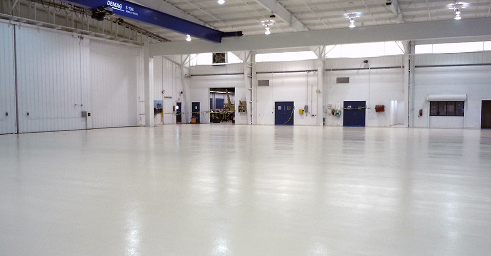 Epoxy Floor Coating Systems
