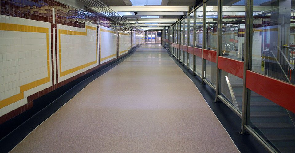 Decorative Epoxy Floor Systems